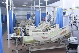 नेहरूनगर येथील पालिकेचे जंबो कोवीड रुग्णालय बंद..