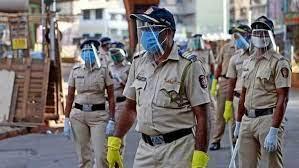 पिंपरी चिंचवड शहरात गणेशोत्सवाच्या पार्श्वभूमीवर पोलिसांचा कडक बंदोबस्त..