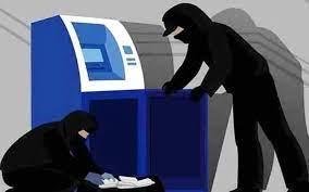 चिखली शिवतेजनगरमधील युनियन बॅंकेचे एटीएम फोडण्याचा प्रयत्न..