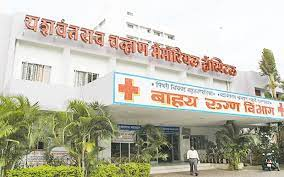 वायसीएम रुग्णालयात पित्ताशयाच्या कर्करोगाची गुंतागुंतीची शस्त्रक्रिया यशस्वी..