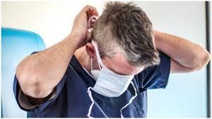 मास्क घातल्यानंतर तुम्हाला डोकेदुखीचा त्रास जाणवतोय?..